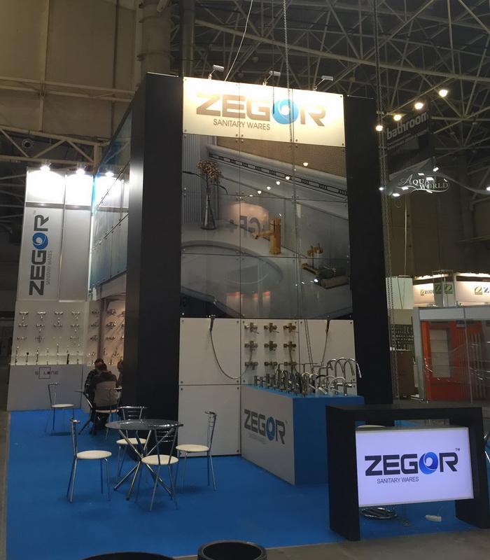 ZEGOR на виставці Aqua Therm Київ 2016